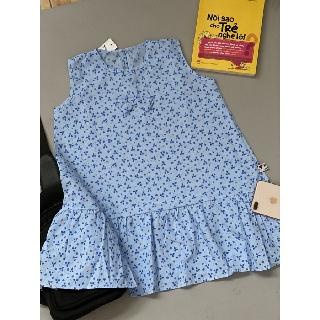 Váy đầm hè bé hàng thái xuất dư vải xịn đẹp,cam kết hình thật
