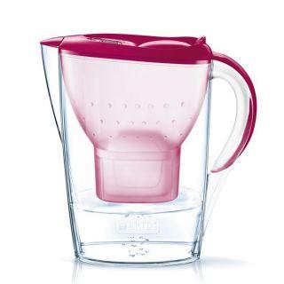 Bình lọc nước BRITA Marella Basic - 2,4L (có sẵn 1 lõi lọc Maxtra Plus)