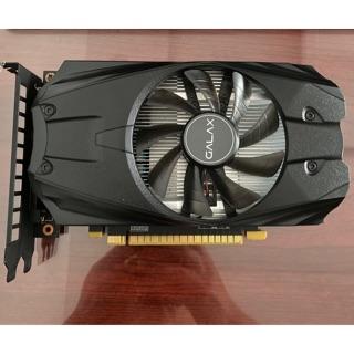 Vga (Card màn hình) Galax GTX 1050 OC 2GB DDR5 128 bít đã qua sử dụng