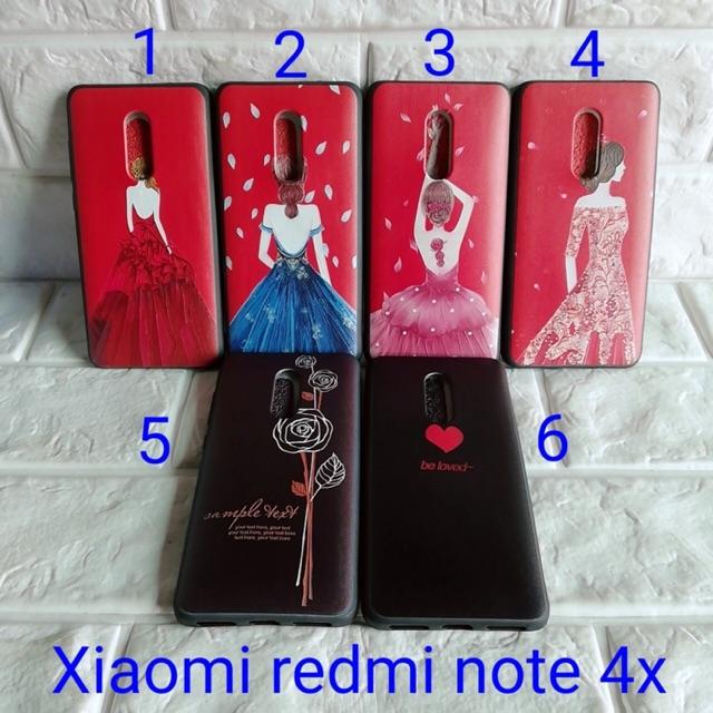 Ốp Xiaomi redmi note4x