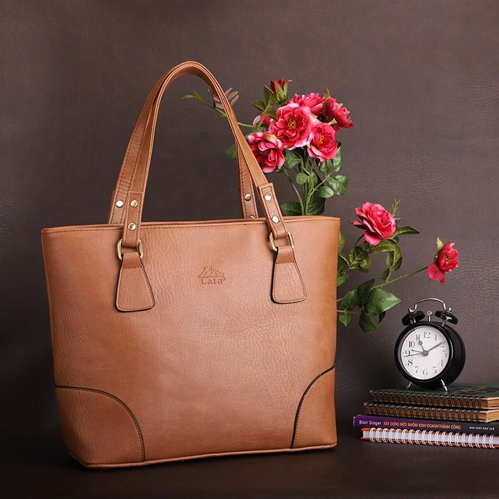 Túi xách tay nữ thời trang đa năng LATA TX06 Nhiều màu