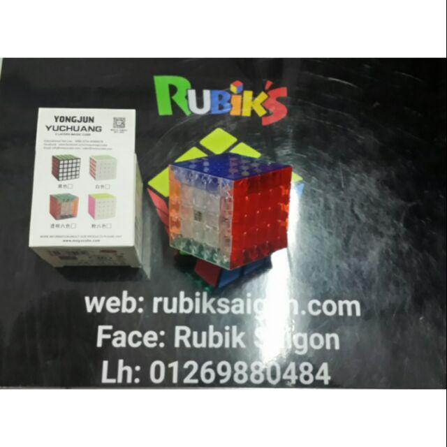 Rubik 5x5 YongJun YuChuang nhựa trong suốt - 3100356 , 675408997 , 322_675408997 , 125000 , Rubik-5x5-YongJun-YuChuang-nhua-trong-suot-322_675408997 , shopee.vn , Rubik 5x5 YongJun YuChuang nhựa trong suốt
