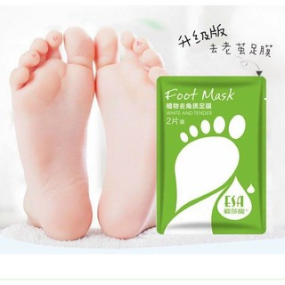 Mặt nạ lột da chân cho bàn chân siêu trắng mịn thumbnail