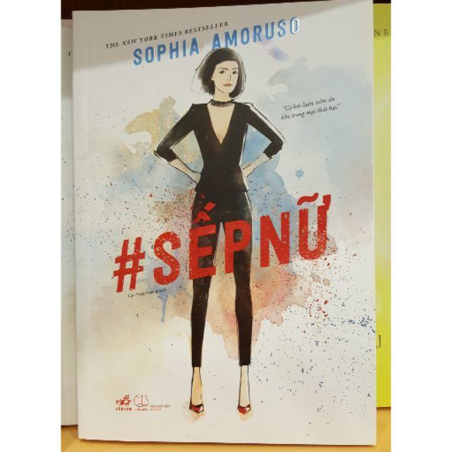 Sách - Sếp nữ Sophia Amoruso