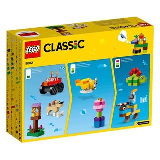 Hình ảnh Đồ Chơi Lắp Ghép, Xếp Hình LEGO - Bộ Gạch Classic Cơ Bản 11002-1