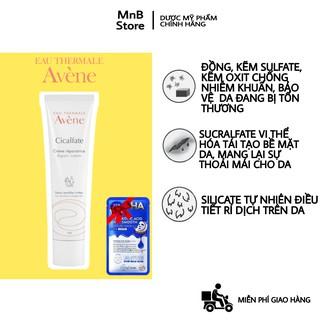 Kem dưỡng Avene Cicalfate phục hồi, làm lành sẹo và cấp ẩm cho da Avene Cicalfate Restorative Skin Cream 40ml- MnB Store thumbnail