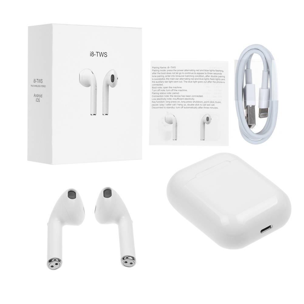 Tai nghe không dây i8 TWS kết nối bluetooth 4.1