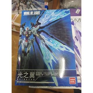 Mô hình nhựa 1 100 Wing of light option set for Strike Freedom Ver MB - Daban Model thumbnail