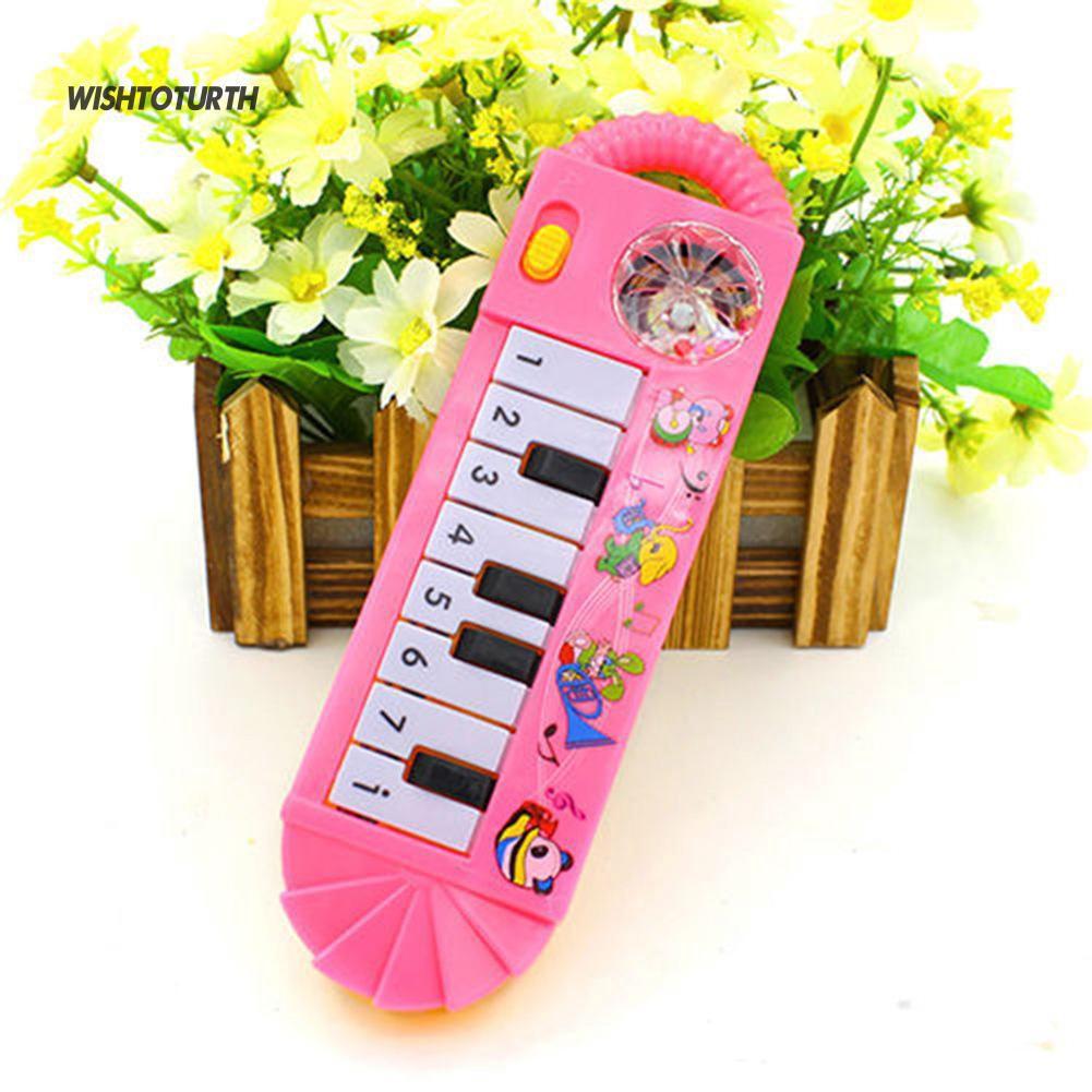 Đàn piano ném cho bé tạo hình dễ thương