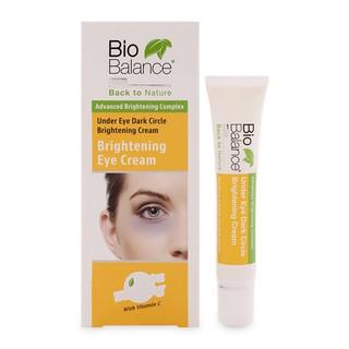 Kem Làm Sáng Da Vùng Mắt Bio Balance 15ml thumbnail