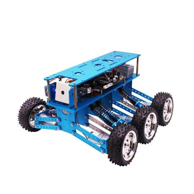 Robot yahboom smart car dạy học lập trình cho trẻ