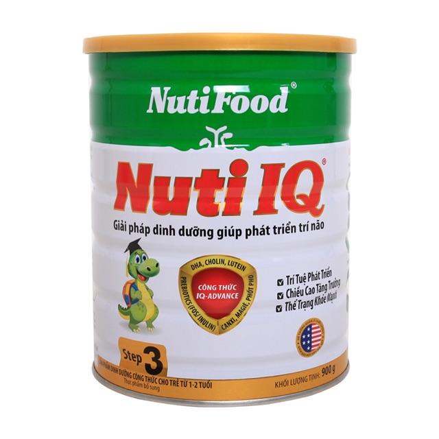 Sữa bột Nutifood Nuti IQ step 3 (1-2 tuổi)