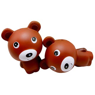 10cm Cute Bear Cartoon Scented Squishy Charm Slow Rising Squeeze Toy Charm