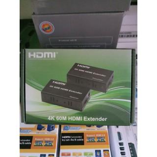 Bộ chuyển đổi HDMI TO LAN 60m giá cực tốt!
