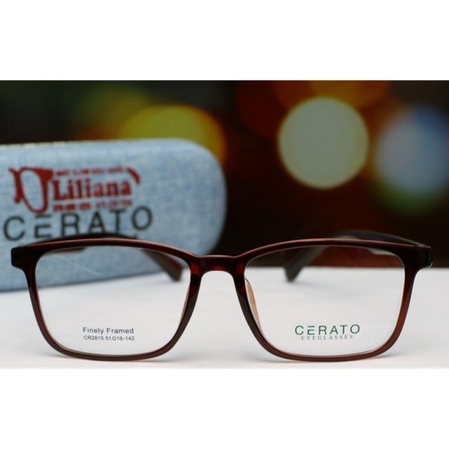 Gọng Kính Nhựa CERATO CR-2815