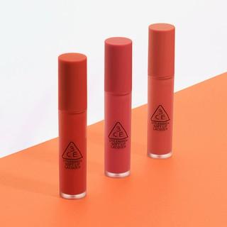 Hình ảnh Son Kem Lì 3CE Soft Lip Lacquer Mềm Mịn 6g-1