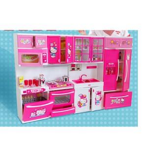 Bộ đồ chơi nấu ăn cho bé gái MS-01