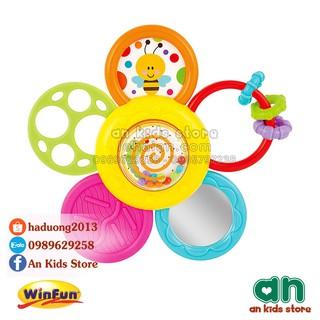 Xúc xắc gặp nướu hình bông hoa Winfun 0776 – Hàng chính hãng