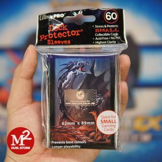 Bọc bài Ultra PRO Sleeves dành cho thẻ bài Yugioh – SHADOOTE DRAGON – 60 cái