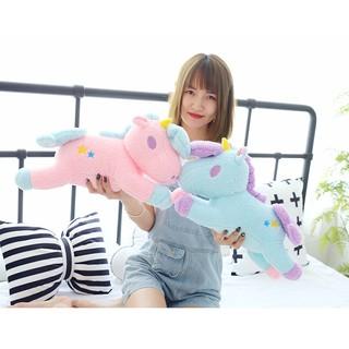 Cute Unicorn Doll Children Plush Toys God Beast Pony Couple Birthday Gift