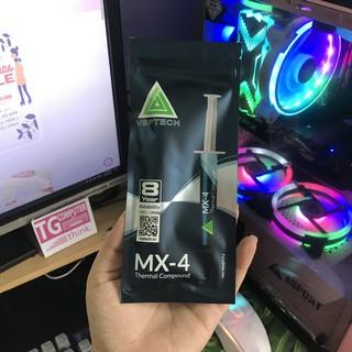 Keo tản nhiệt VSPTECH MX-4 (siêu xịn) thumbnail