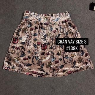 HOT | XẢ KHO | __ 📣Chân Váy Size S Săn Sale Đẹp Lắm Các Chị Ạ #139k __ . Đẹp