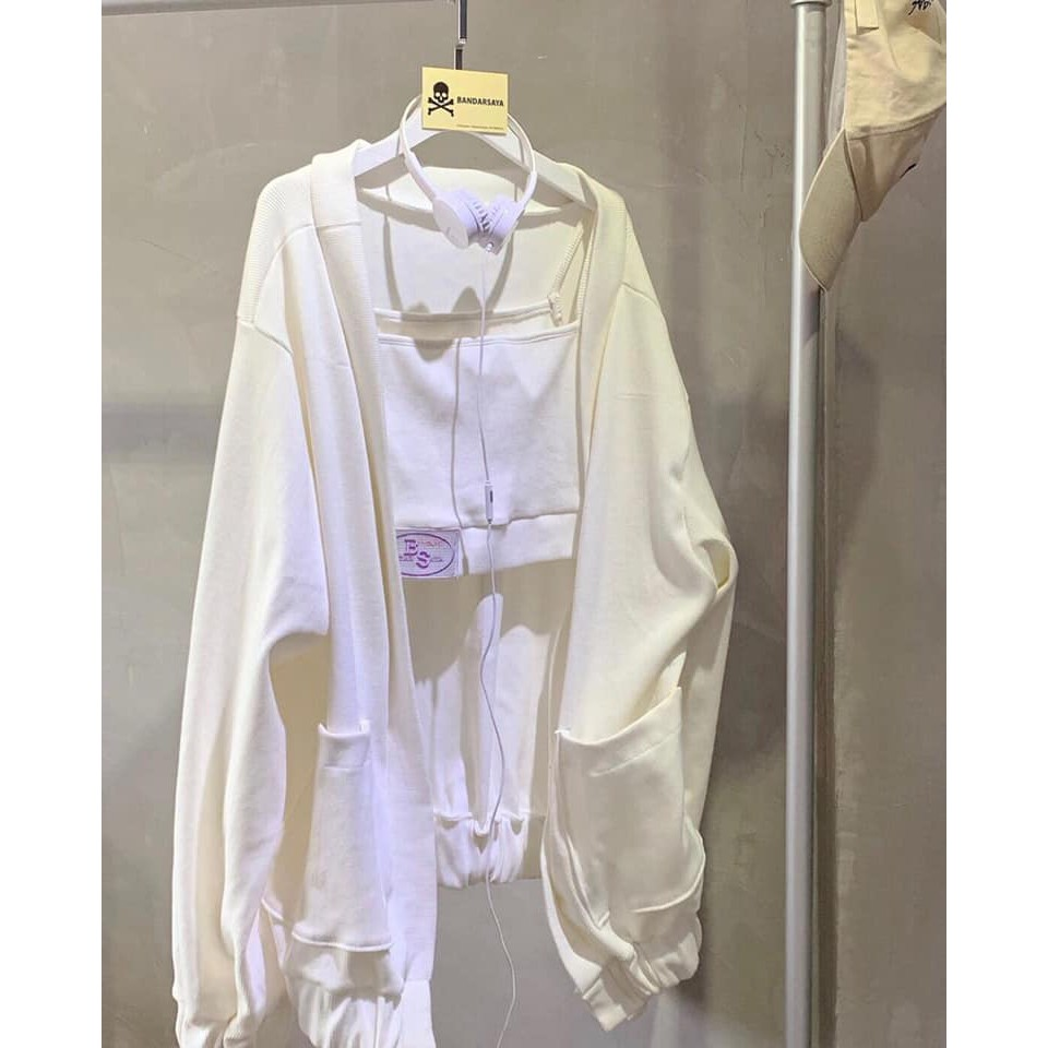 áo cardigan basic v2
