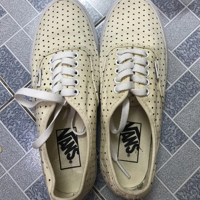 Giày bata Vans size 36,5( size c