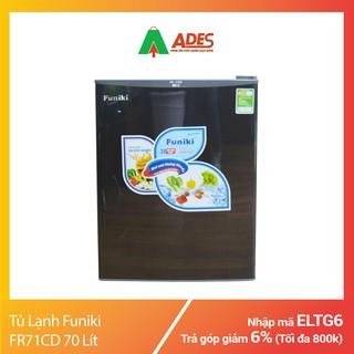 Tủ Lạnh Funiki FR71CD 70 Lít   Chính Hãng, Giá Rẻ