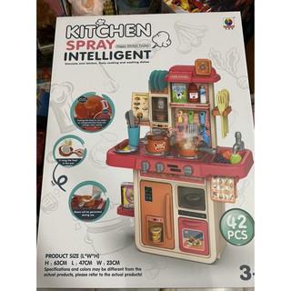 MÔ HÌNH NHÀ BẾP 63cm – kitchen spray intelligent cho bé Mới