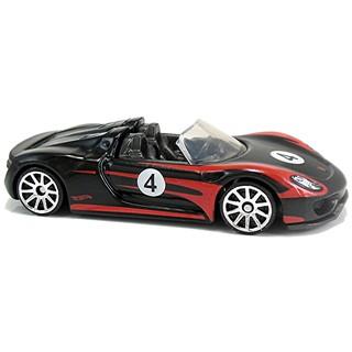 (Không hộp) Xe mô hình Hot Wheels Porsche 918 Spyder FYD27KH