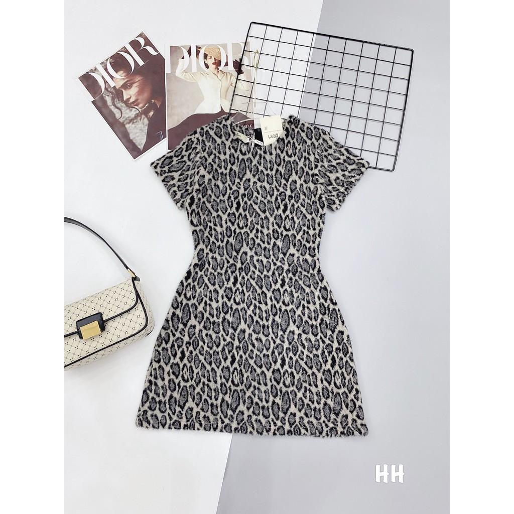 Váy Dạ Báo Lông Mềm - Đầm Dạ Báo Đẹp