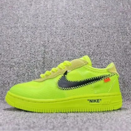 76863ae59 Ready Stock 6 - 10 days shipping OFF-White x Nike Air Force 1 OW combine si  รองเท้าผ้าใบ รองเท้าลำลอง รองเท้าวิ่ง