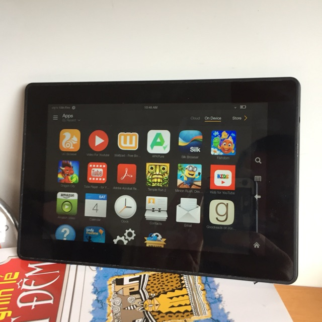 Máy tính bảng Amazon Kindle Fire HD7 2013 8GB/16GB WiFi