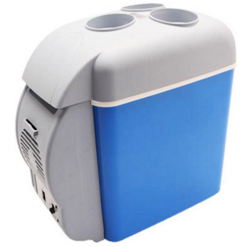 Tủ lạnh mini 12V 7.5 du lịch dã ngoại PORT ABLE ELECTRONIC HQ206084