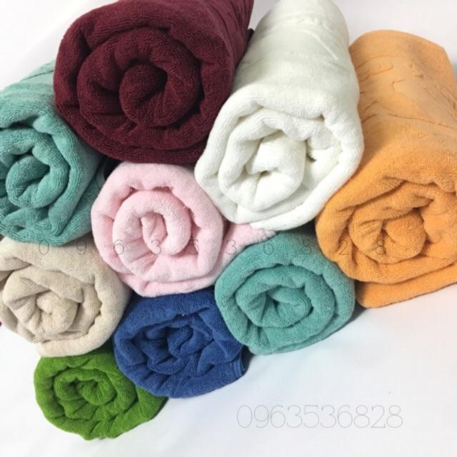 Khăn tắm KYMDAN 100% cotton