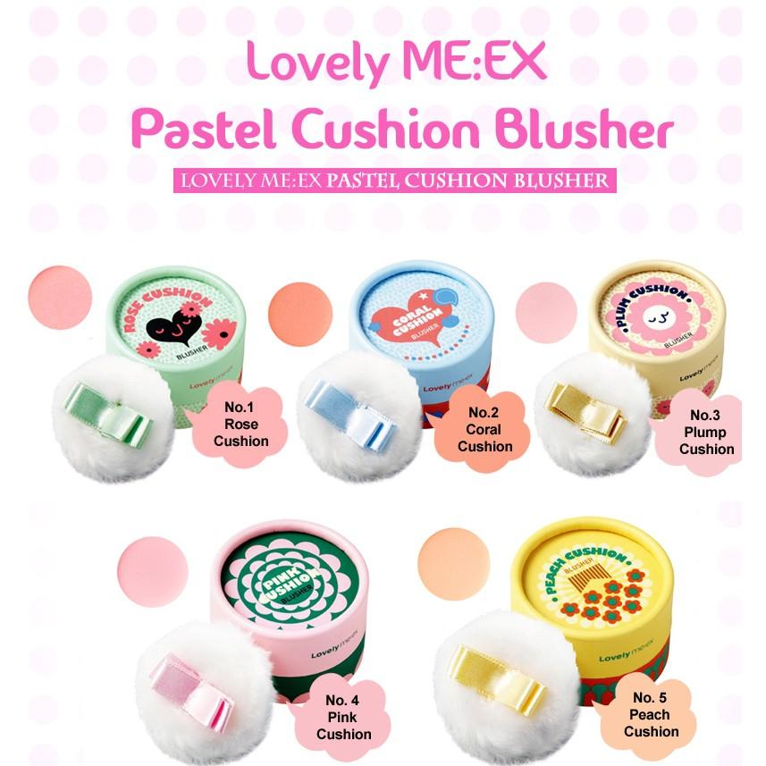 Phấn Má Hồng Lovely Meex Cushion Blusher