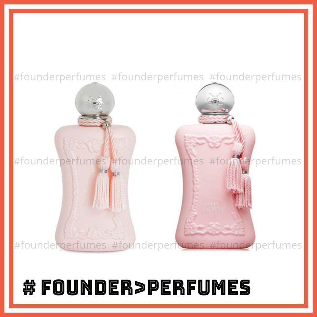 [S.A.L.E]  Nước hoa dùng thử Parfums De Marly Delina 5ml-10ml #Founder