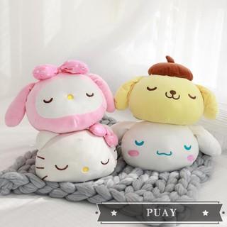 &Cute cartoon melody yugui dog down cotton pillow office pil