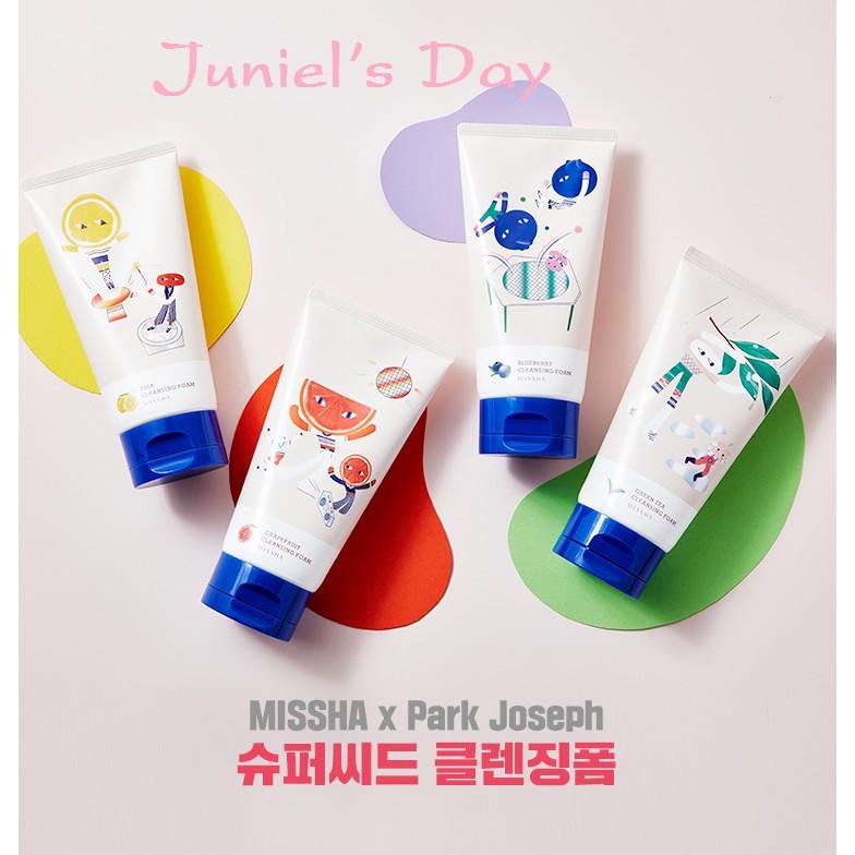[Missha] Sữa rửa mặt Missha Super Seed Cleansing Foam_ phiên bản Park Joseph - 3103093 , 551671570 , 322_551671570 , 117000 , Missha-Sua-rua-mat-Missha-Super-Seed-Cleansing-Foam_-phien-ban-Park-Joseph-322_551671570 , shopee.vn , [Missha] Sữa rửa mặt Missha Super Seed Cleansing Foam_ phiên bản Park Joseph