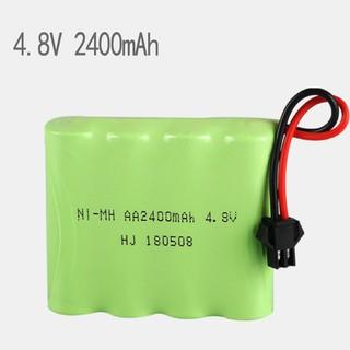 Pin 4.8V – 2400mAh – Ni-Mh – Pin 4-8-2400