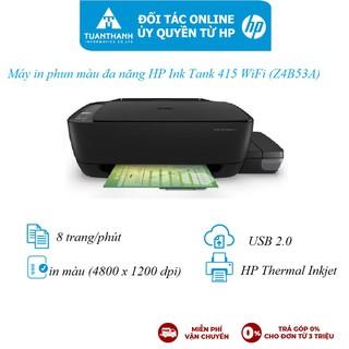 Máy in phun màu đa năng HP Ink Tank 415 WiFi (Z4B53A)