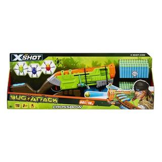 Mô hình sưu tầm Siêu xạ thủ diệt bọ X-shot (3 bọ)