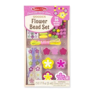 Bộ Trang Trí Phụ Kiện Bông Hoa Melissa & Doug Flower Bead Set