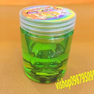 slime hình cô gái -slime mềm mã JSQ90 W85 nhập khẩu