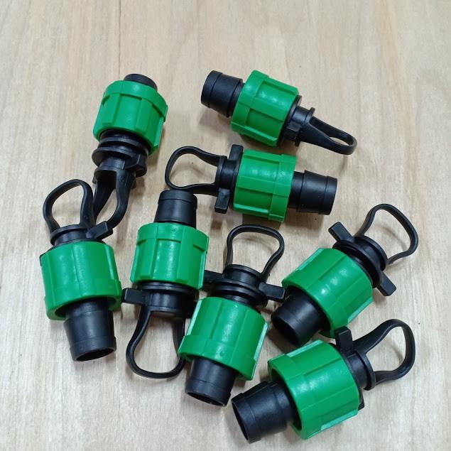 Combo 20 Bịt cuối dây nhỏ giọt 16mm loại nút vặn   Shopee Việt Nam