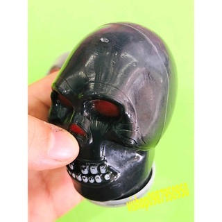 đồ chơi slime đầu nâu đen – slime lỏng mã JHF48 Frẻ (đẹp)