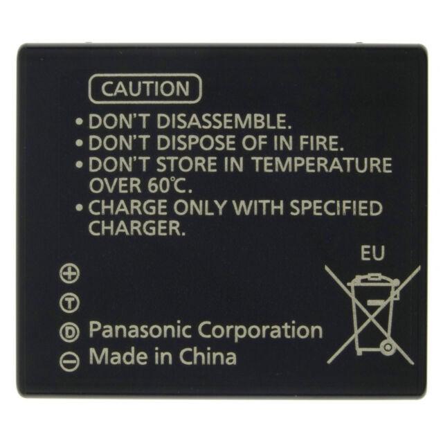 Bộ pin sạc thay thế cho Panasonic DMW-BLE9E