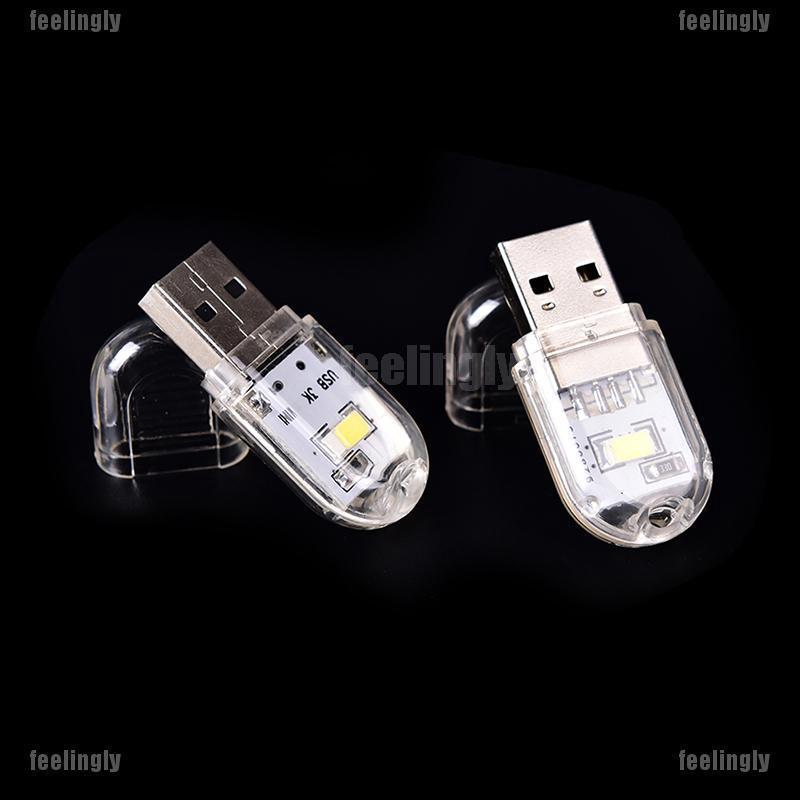 Đèn LED USB đọc sách tiện lợi