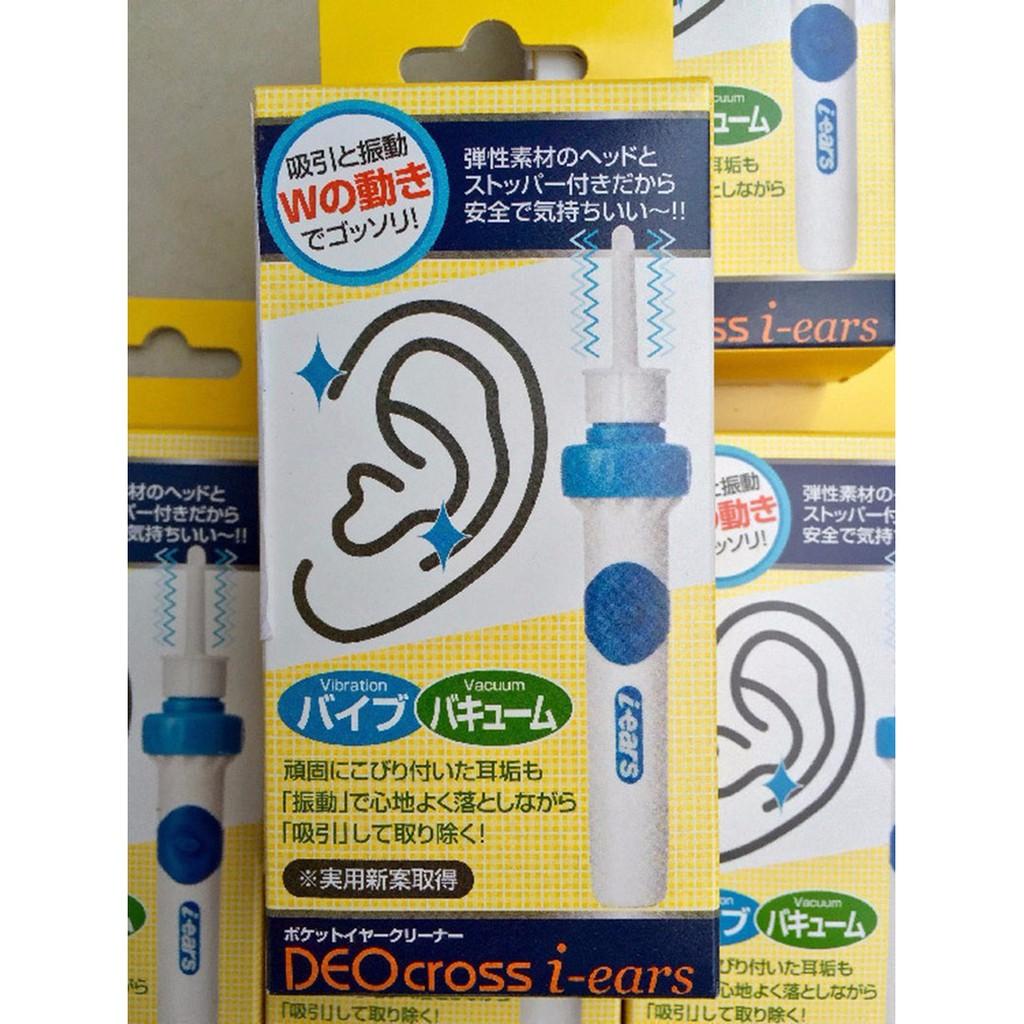 Máy Hút Ráy Tai Deocross I-Ears Nhật Bản NEW HOT 2018 RẺ NHẤT VN 2019